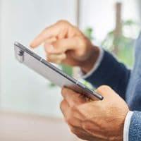 Samsung Galaxy Tab S6 T865 Wifi LTE 6GB / 128GB  C Blue